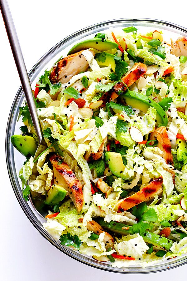 This Asian Chicken Chopped Salad Recipe Is Quick And Easy To Make Packed With Fresh