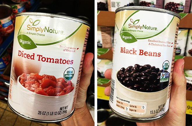 Simply Nature Organic Black Beans