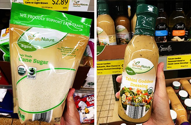 Aldi Sugar and Salad Dressing