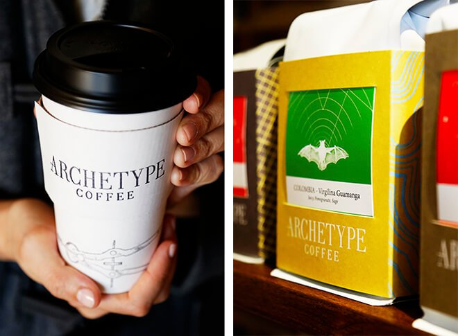 Archetype Coffee Omaha