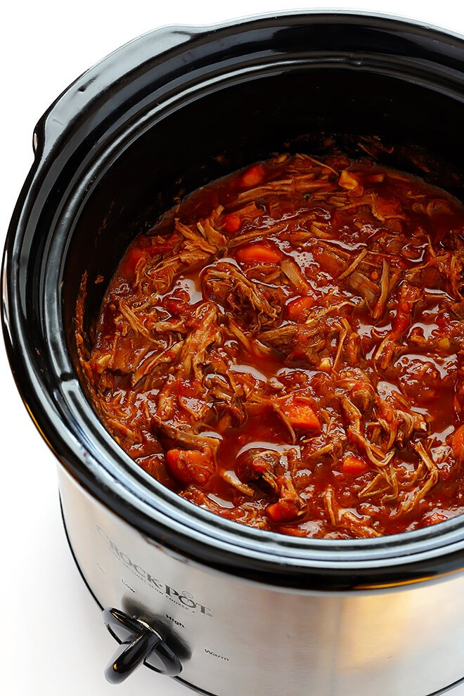 Slow Cooker Beef Ragu Gimme Some Oven