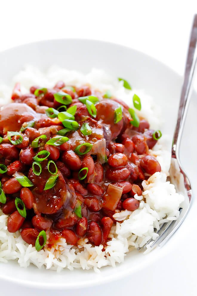 Crock Pot Red Beans And Rice Gimme Some Oven