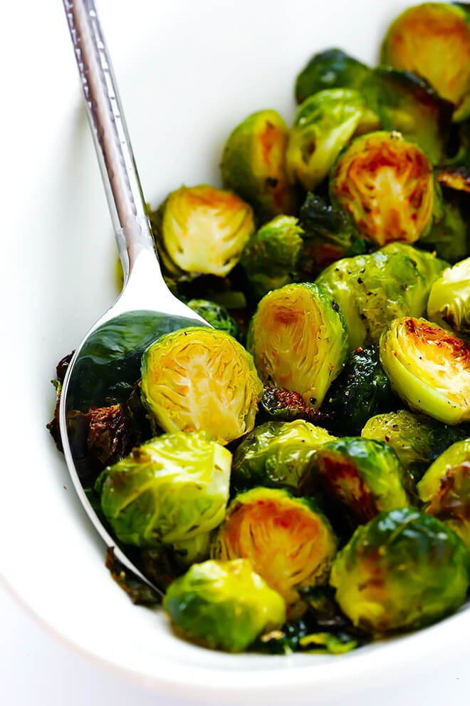 Perfect Roasted Brussels Sprouts Recipe