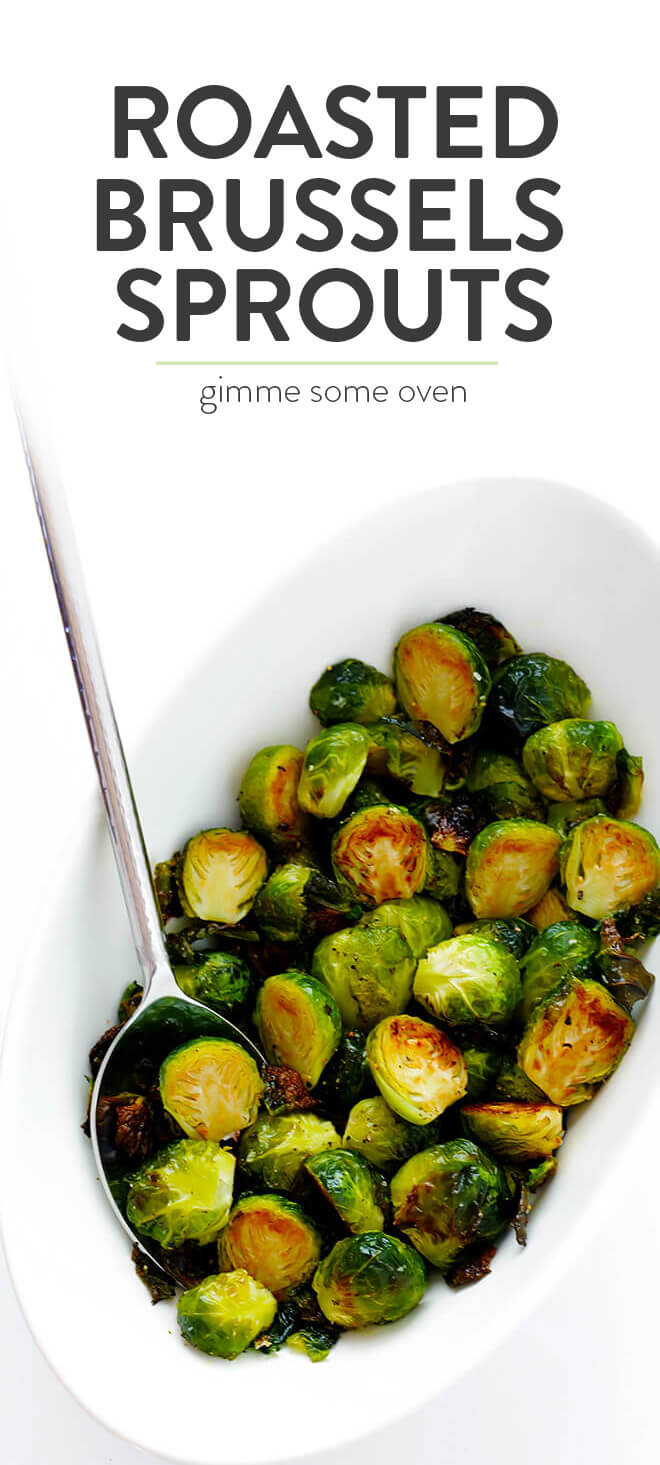 How To Make The Best Roasted Brussels Sprouts Recipe