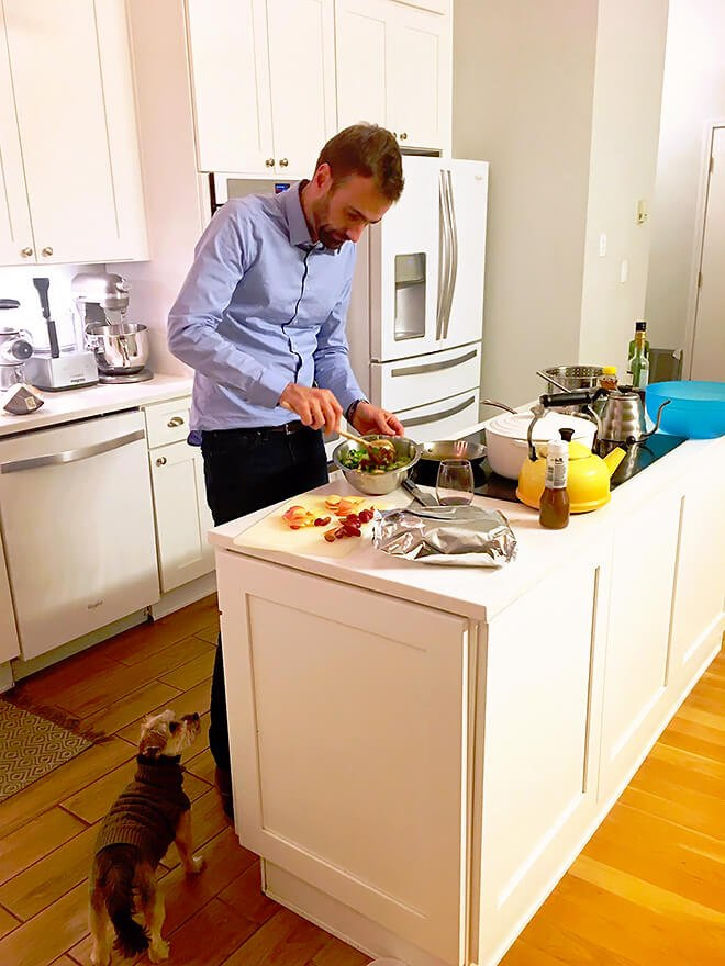 Barclay Cooking