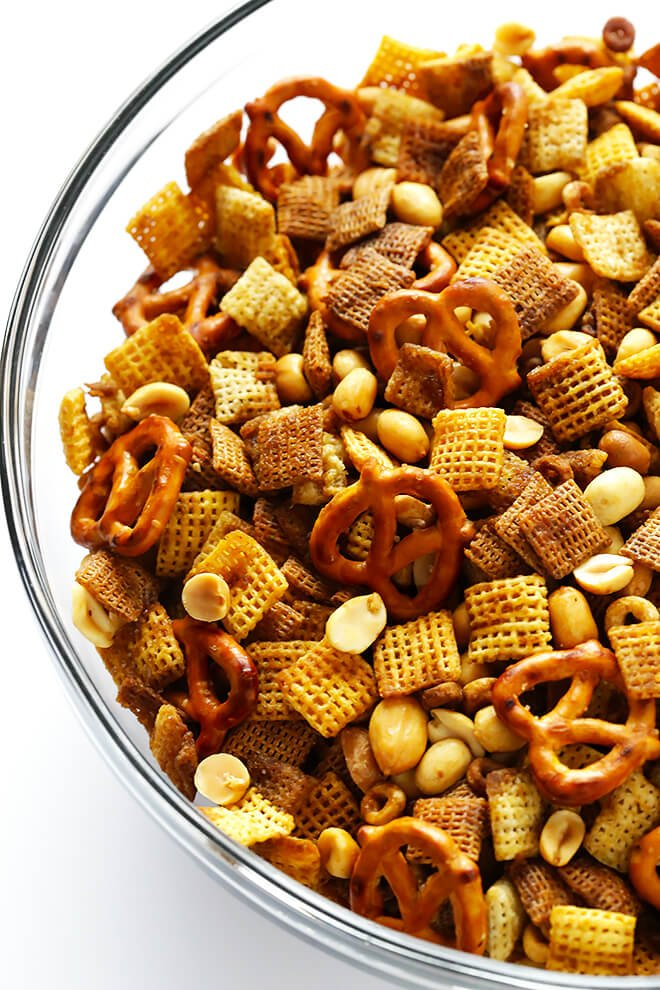 Extra-Bold Chex Mix Recipe