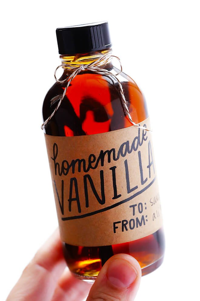 Image result for vanilla extract homemade