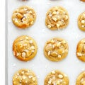 Salted White Chocolate Macadamia Nut Cookies 3