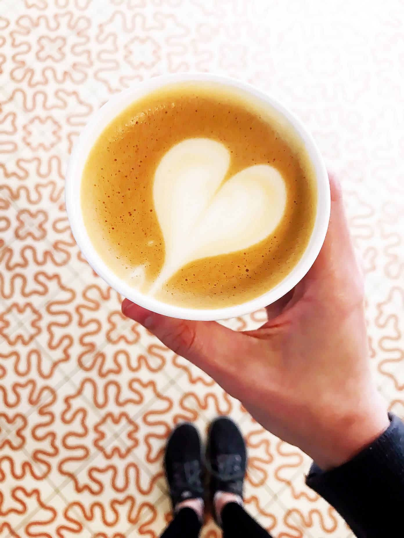 Nomad Coffee Heart Barcelona