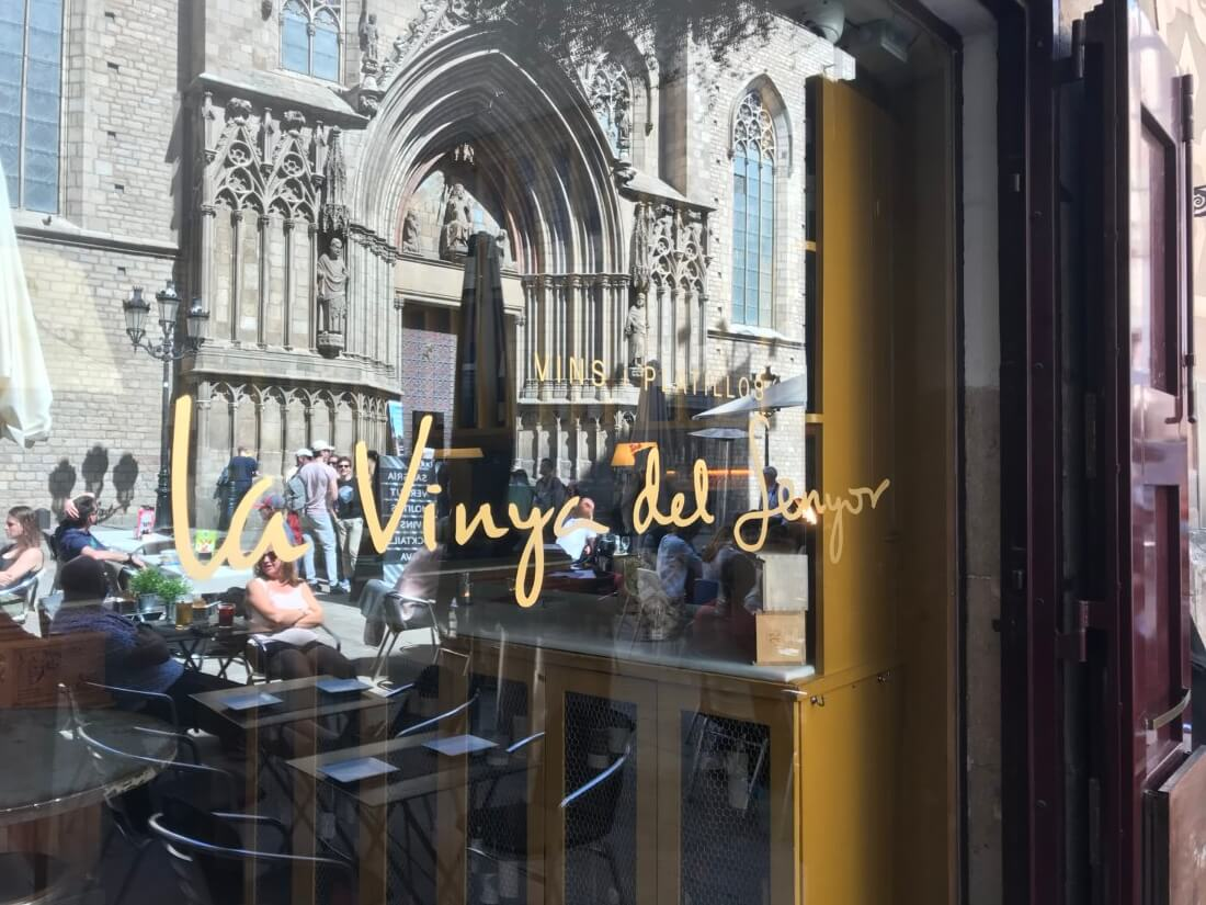 La Vinya del Senyor - our favorite spot for cava with a view | Gimme Some Barcelona Travel Guide