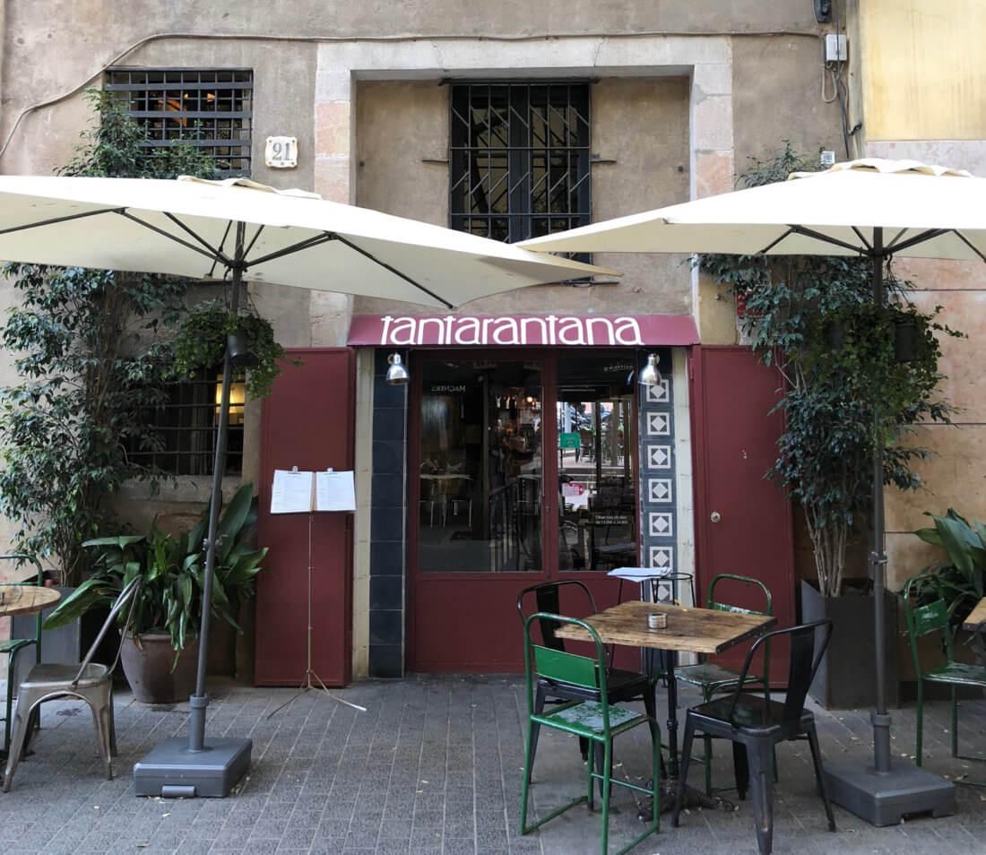 Tantarantana modern tapas | Gimme Some Barcelona Travel Guide