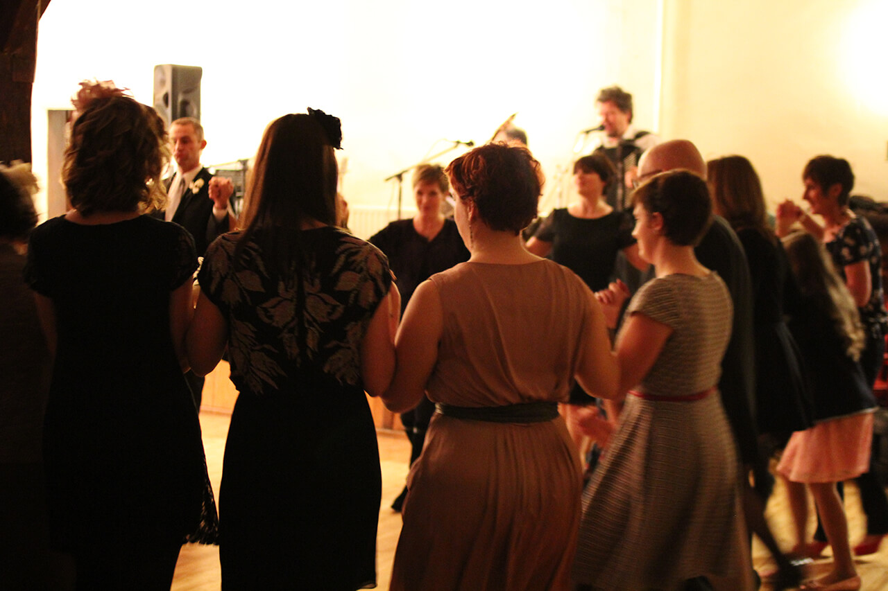 Irish stew line dance learn english