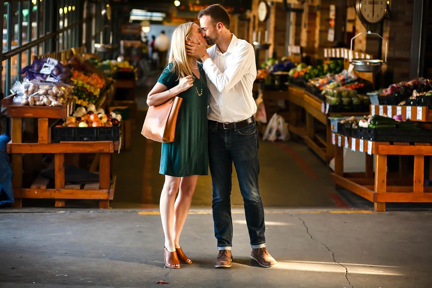 Barclay and Ali Martin | City Market Kansas City