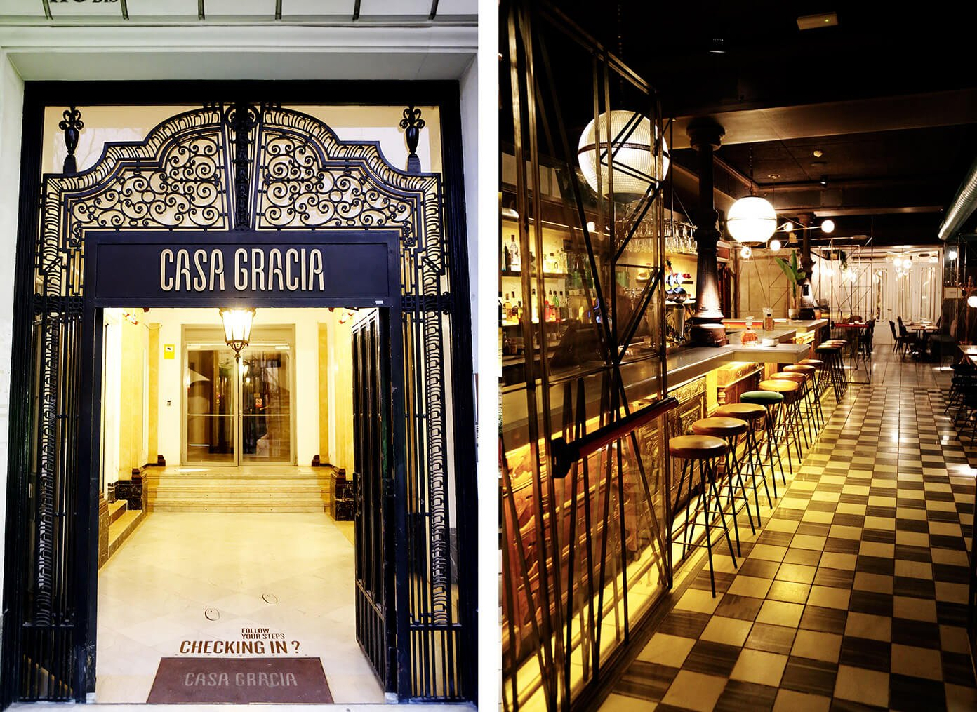 Week in barcelona gimme some oven for Hotel gracia barcelona