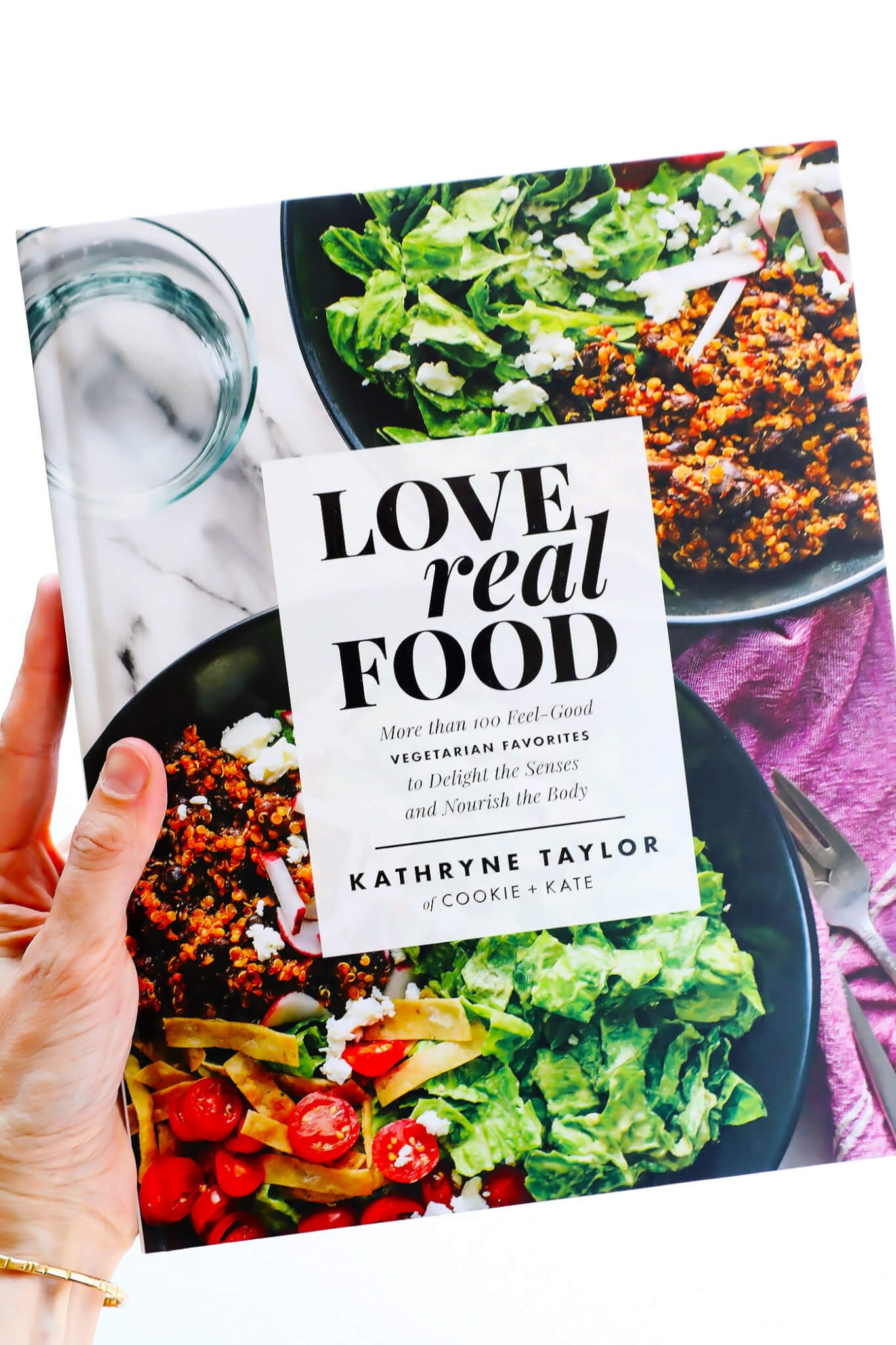 My favorite new cookbook from Cookie & Kate -- LOVE REAL FOOD. | gimmesomeoven.com