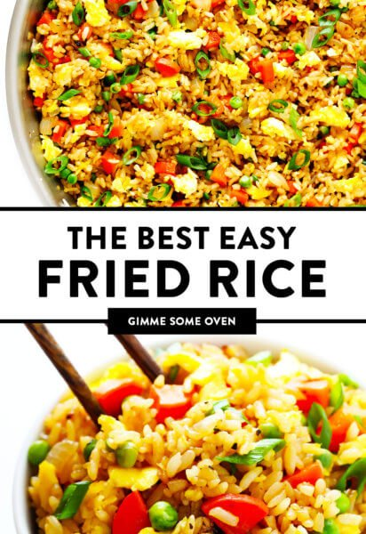 The Best Fried Rice Gimme Some Oven
