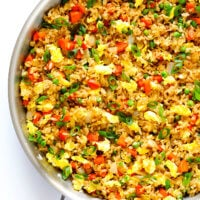 The BEST Fried Rice Recipe from Gimme Some Oven
