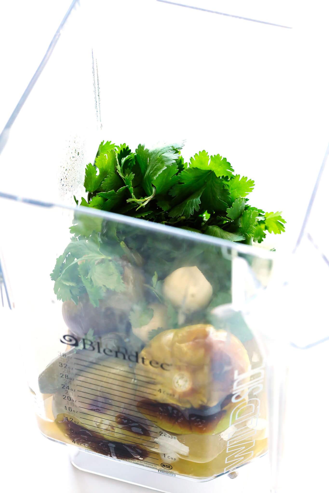 Lime Green Food Processor