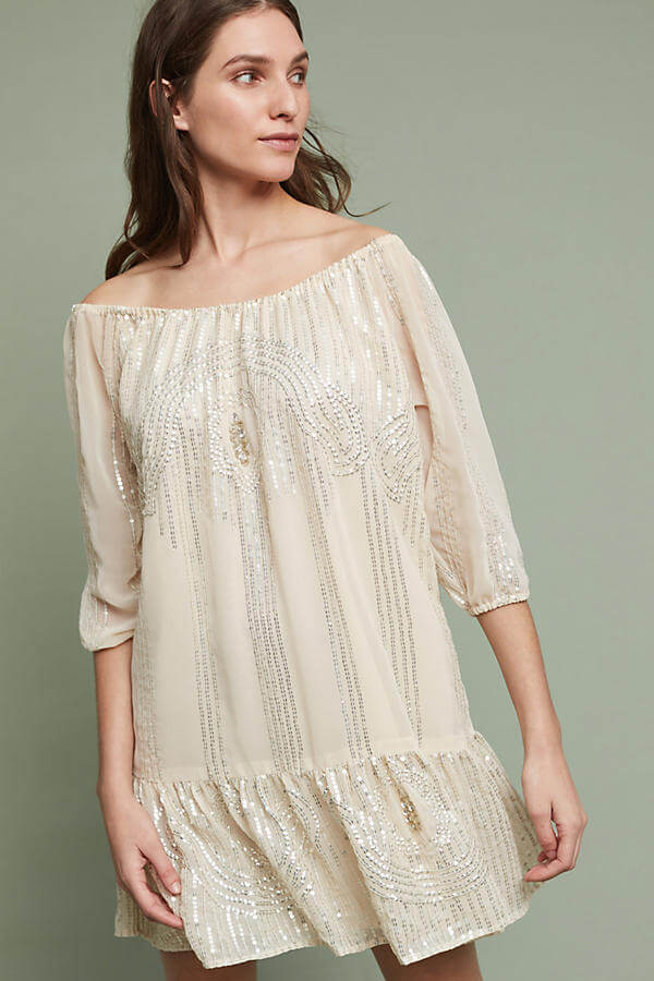 Anthropologie Dress | gimmesomeoven.com