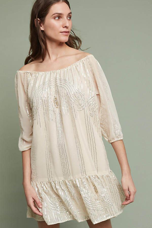Anthropologie Dress | gimmesomeoven.com