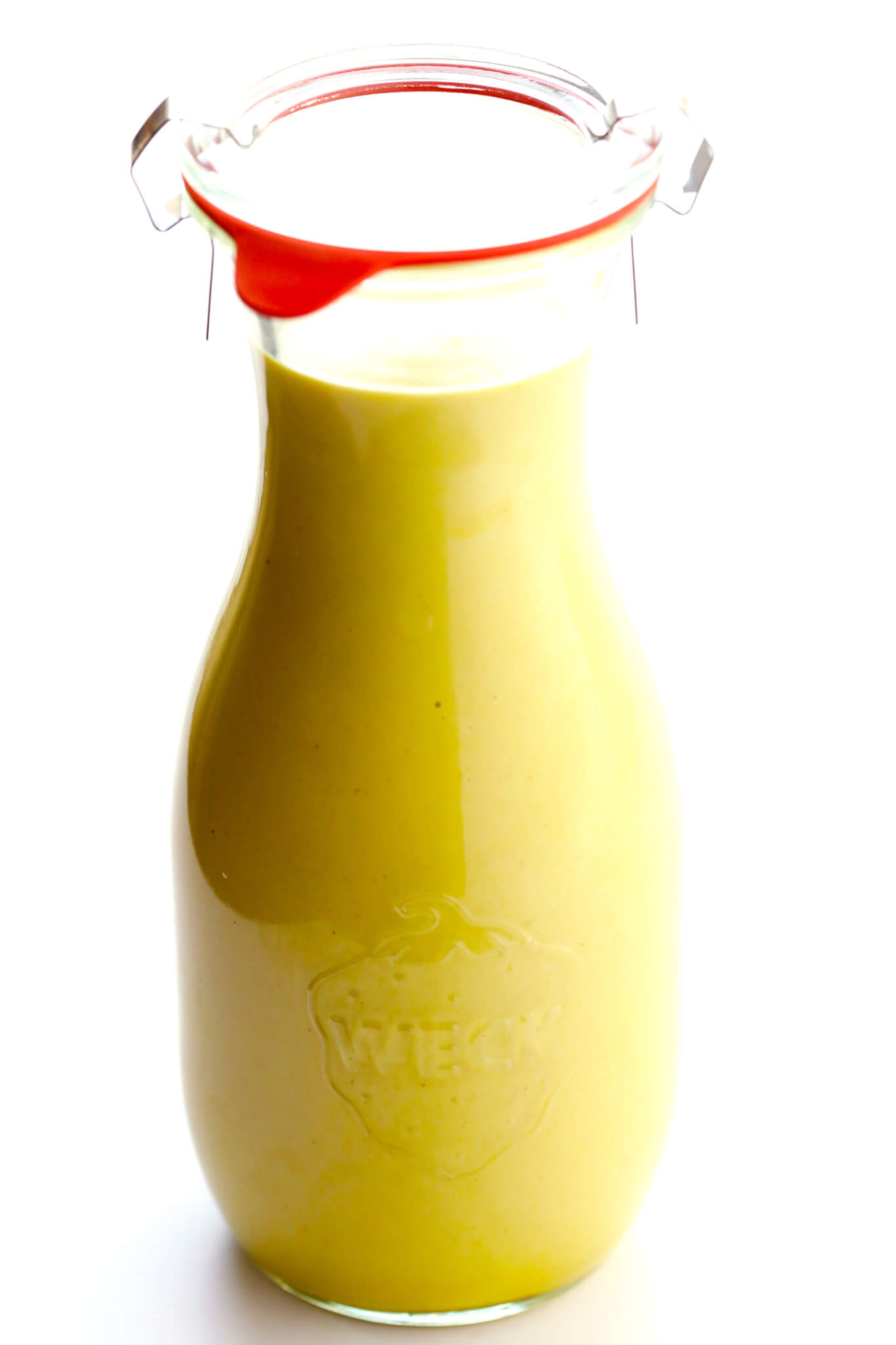 4-Ingredient Honey Mustard Dressing