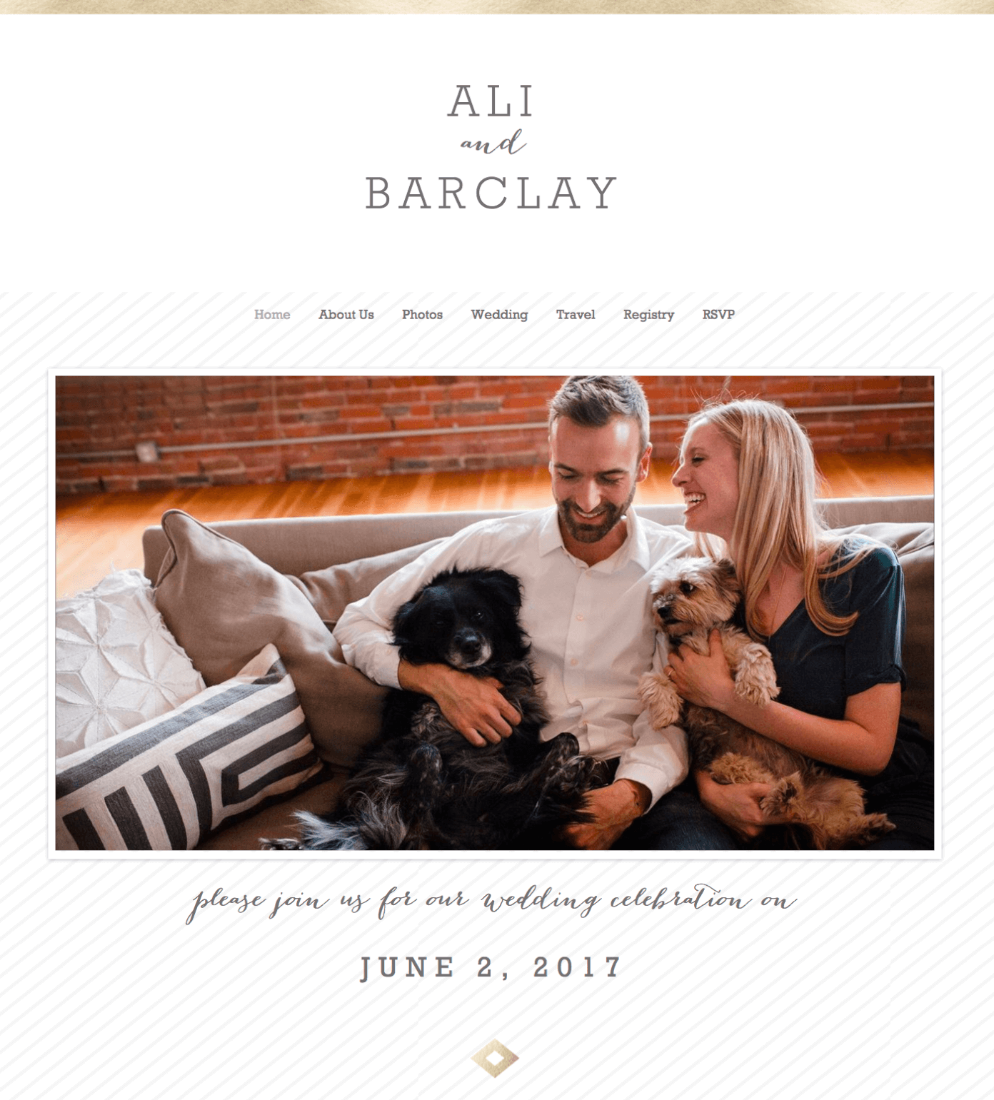 Minted Wedding Website.Our Wedding Website From Minted Gimme Some Oven