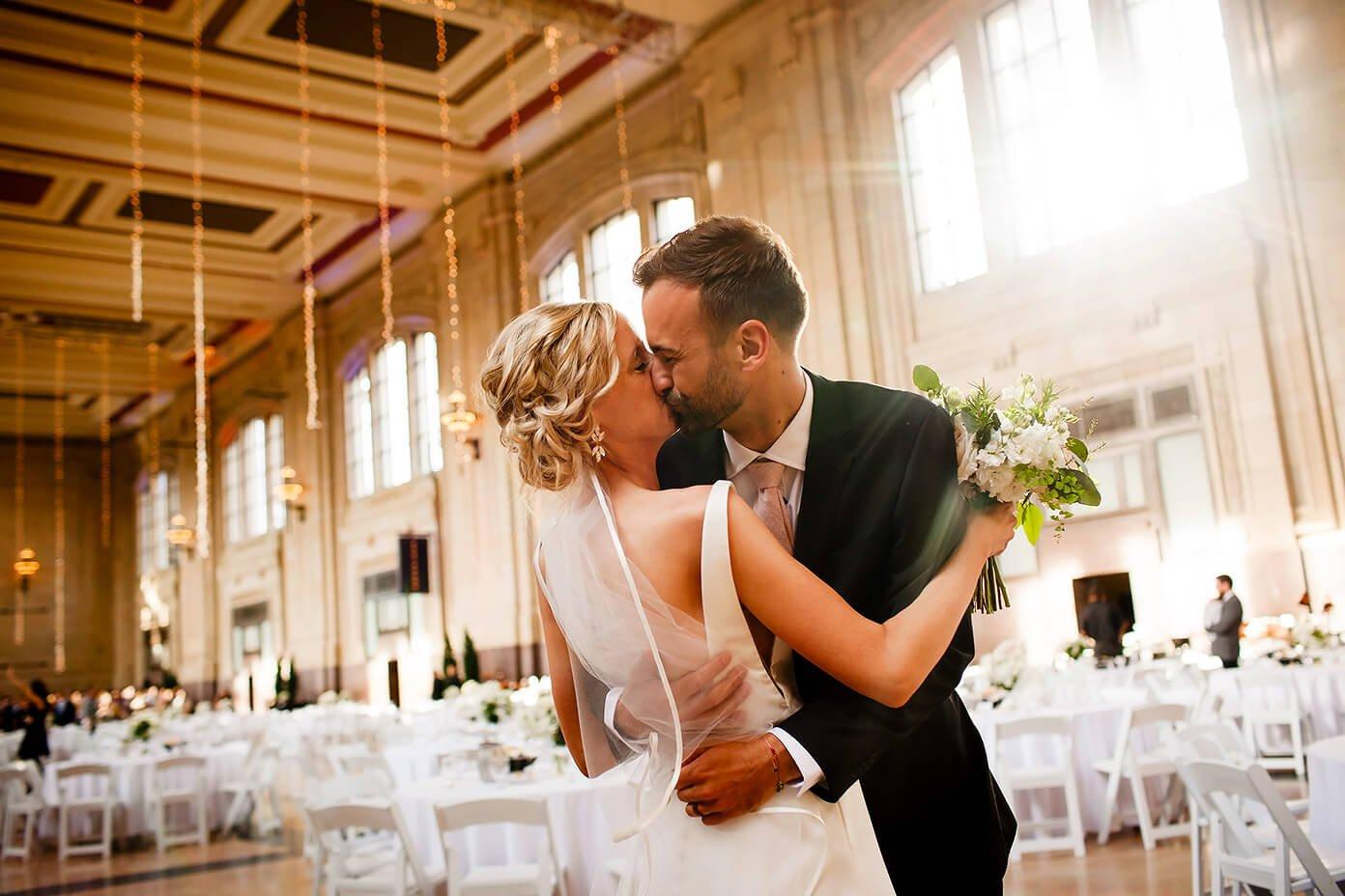 Ali and Barclay Martin Wedding in Kansas City