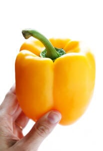 How To Cut A Bell Pepper
