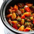 Vegetarian Portobello Pot Roast Recipe