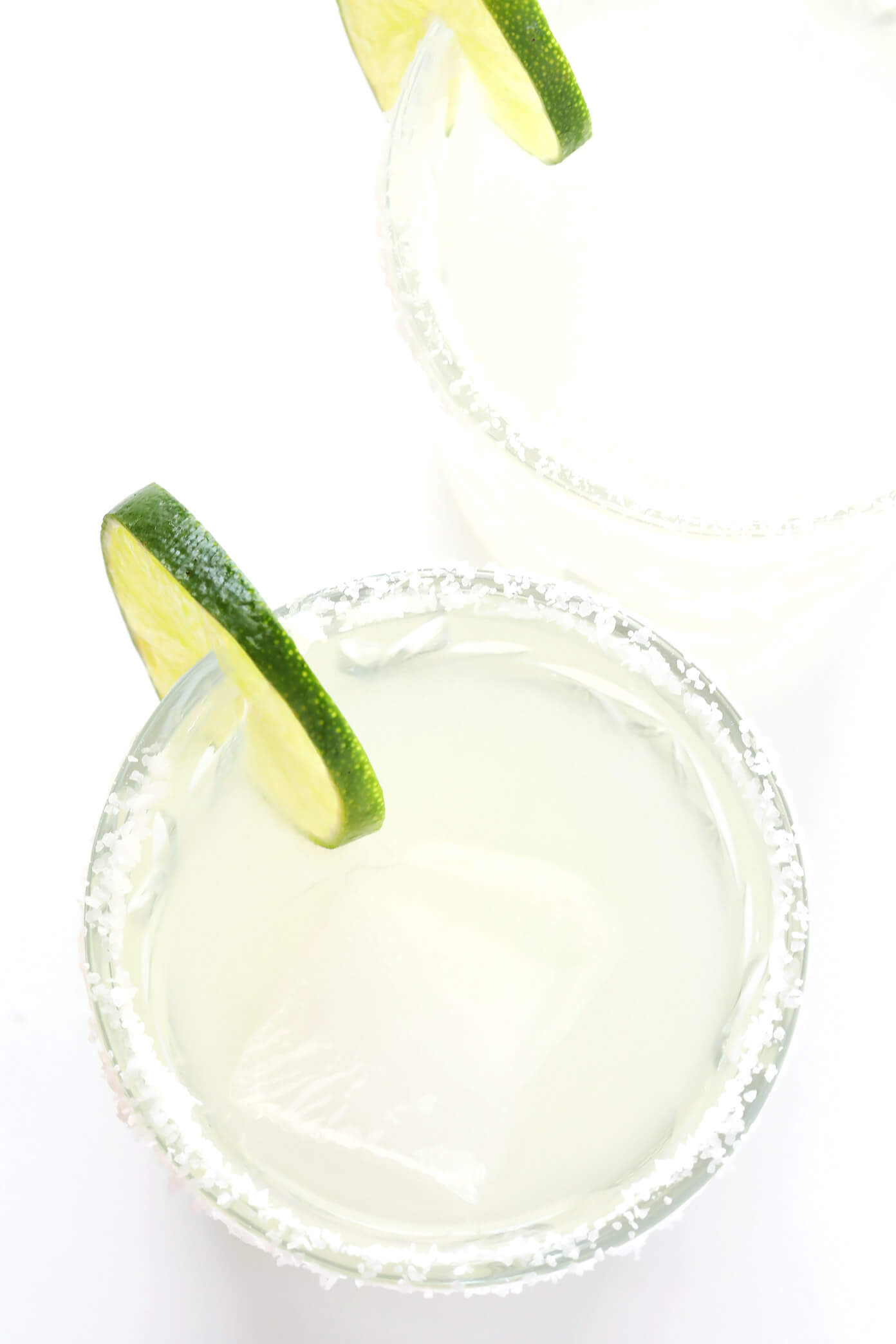 "This Gin Margarita Recipe (a.k.a. ""Margartini"") is made with 3 easy ingredients, and it's a delicious twist on this Mexican cocktail (traditionally made with tequila)."