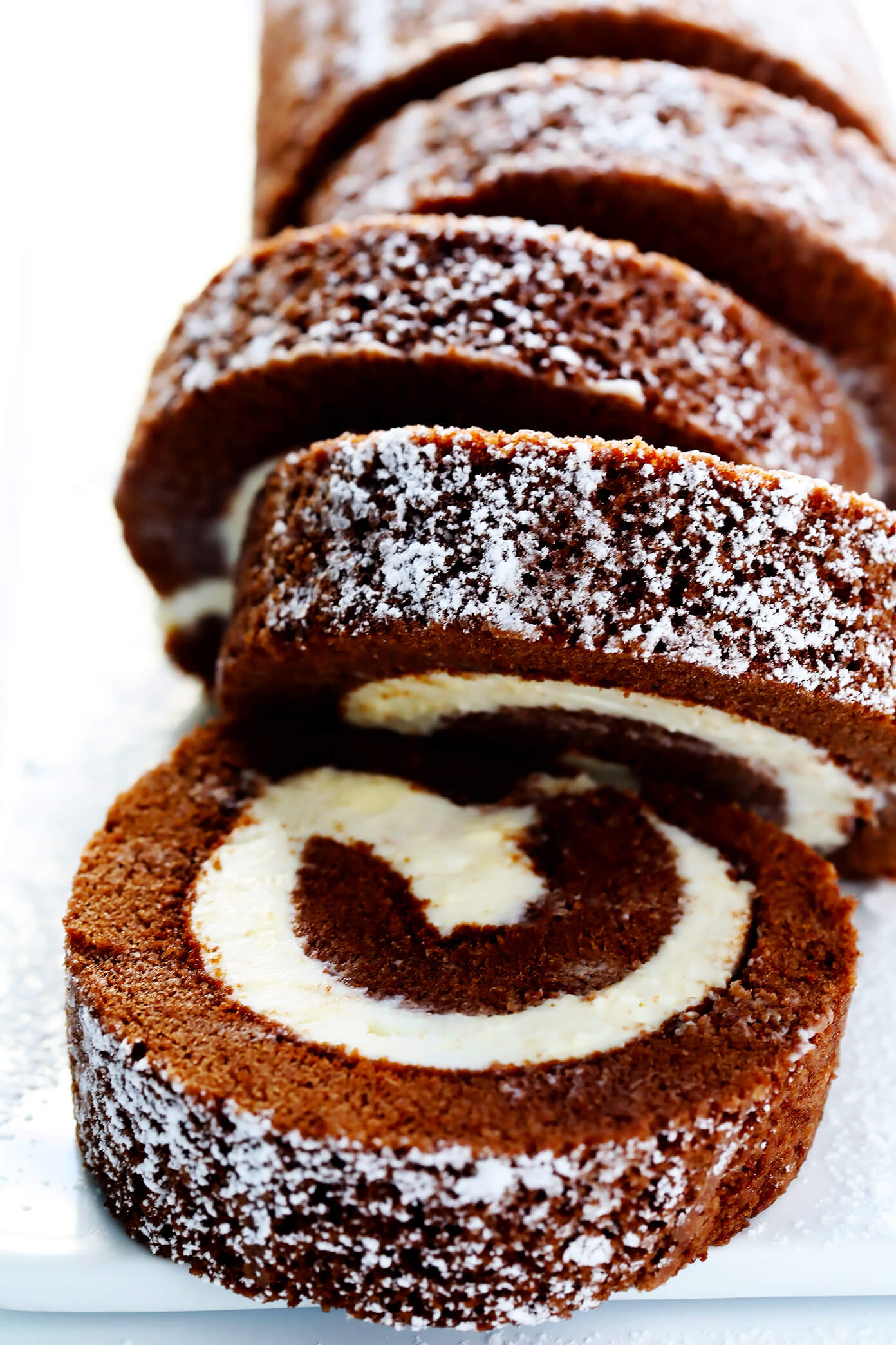 chocolate cake roll recipe chocolate roll gimme some oven 2830