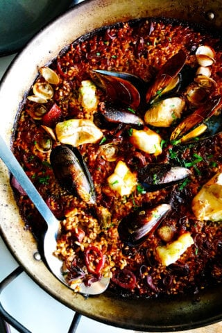 Barraca paella | Gimme Some Barcelona Travel Guide