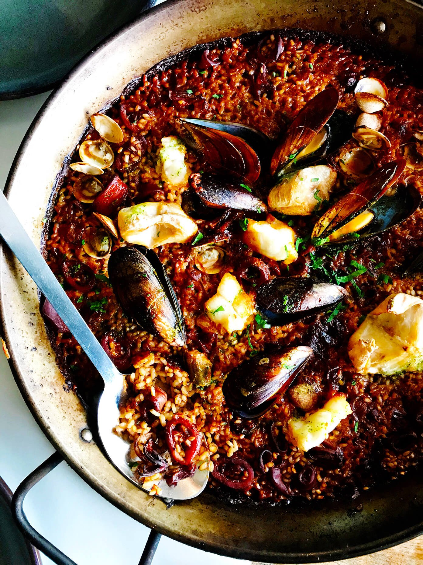 Best Paella In Barcelona | Gimme Some Barcelona Travel Guide