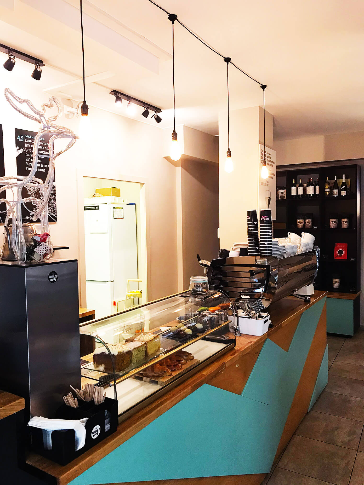 Double B - pour over coffee and espresso in Born | Gimme Some Barcelona Travel Guide