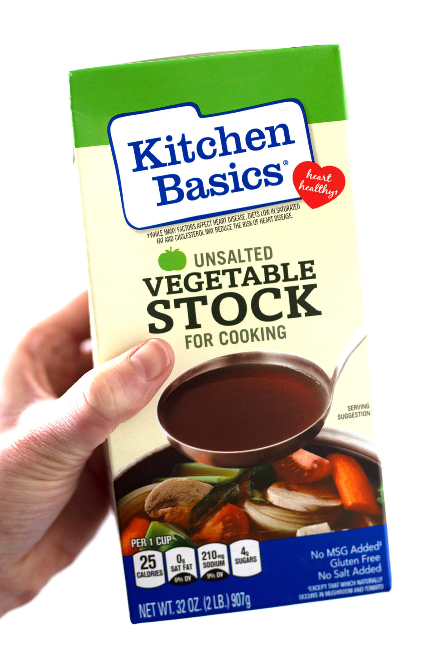Kitchen Basics Vegetable Stock