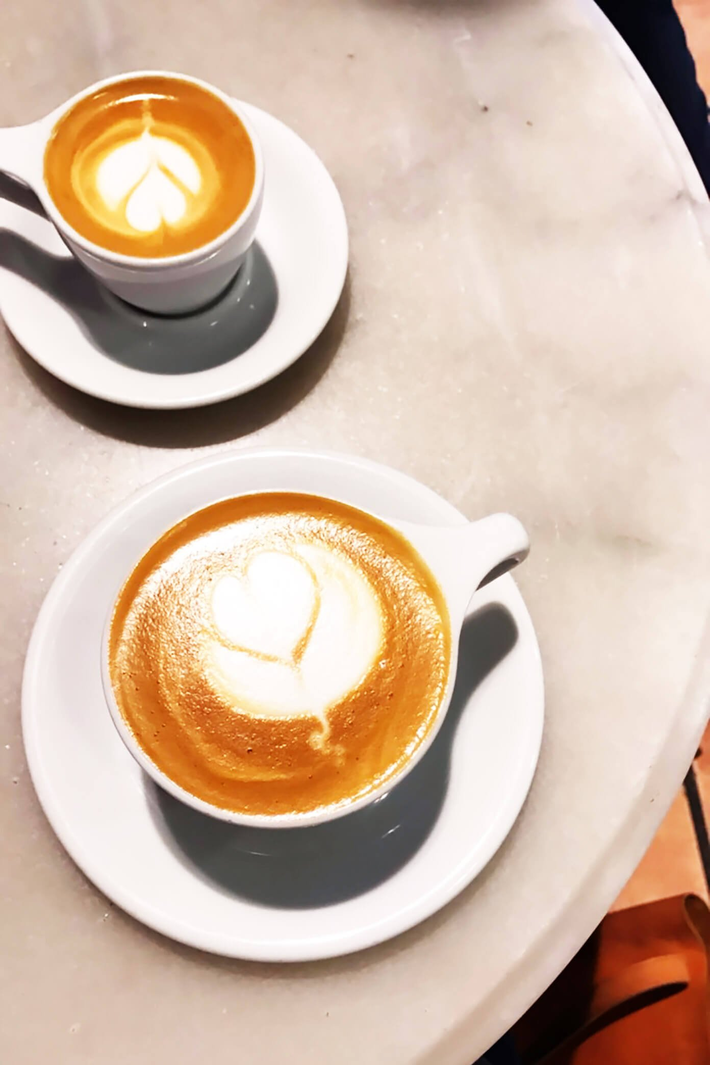 Onna Coffee - one of our favorite coffee shops in Gràcia neighborhood | Gimme Some Barcelona Travel Guide