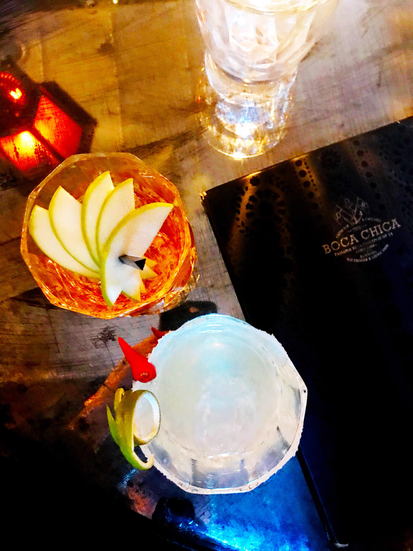 Boca Chica - swanky cocktails with a vibe to match | Gimme Some Barcelona Travel Guide