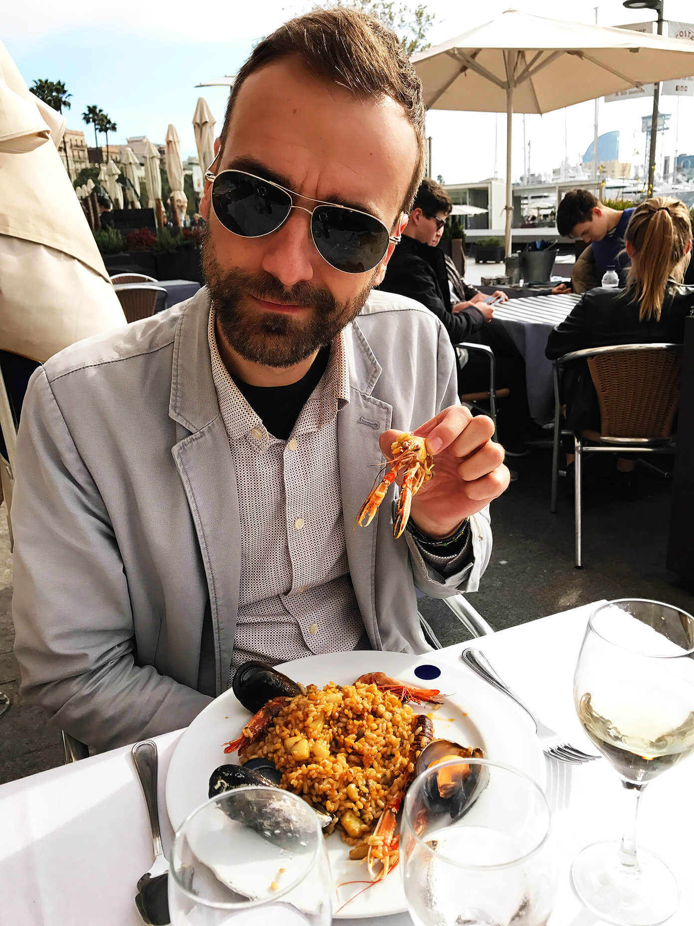 Cal Pinxo in Barceloneta | Gimme Some Barcelona Travel Guide