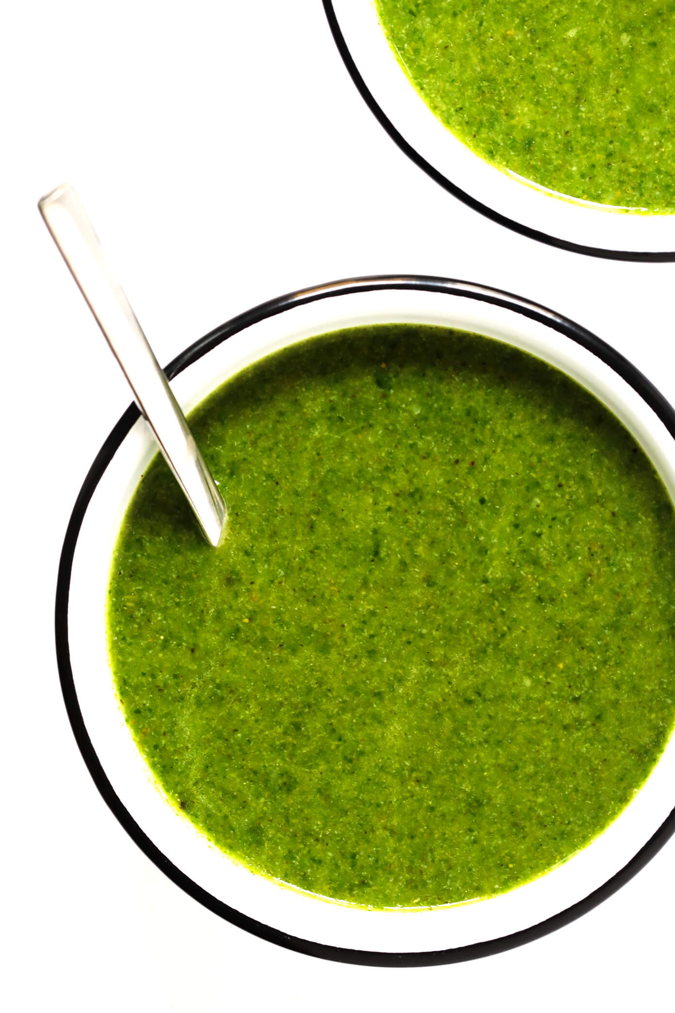 Green Goddess Soup Recipe