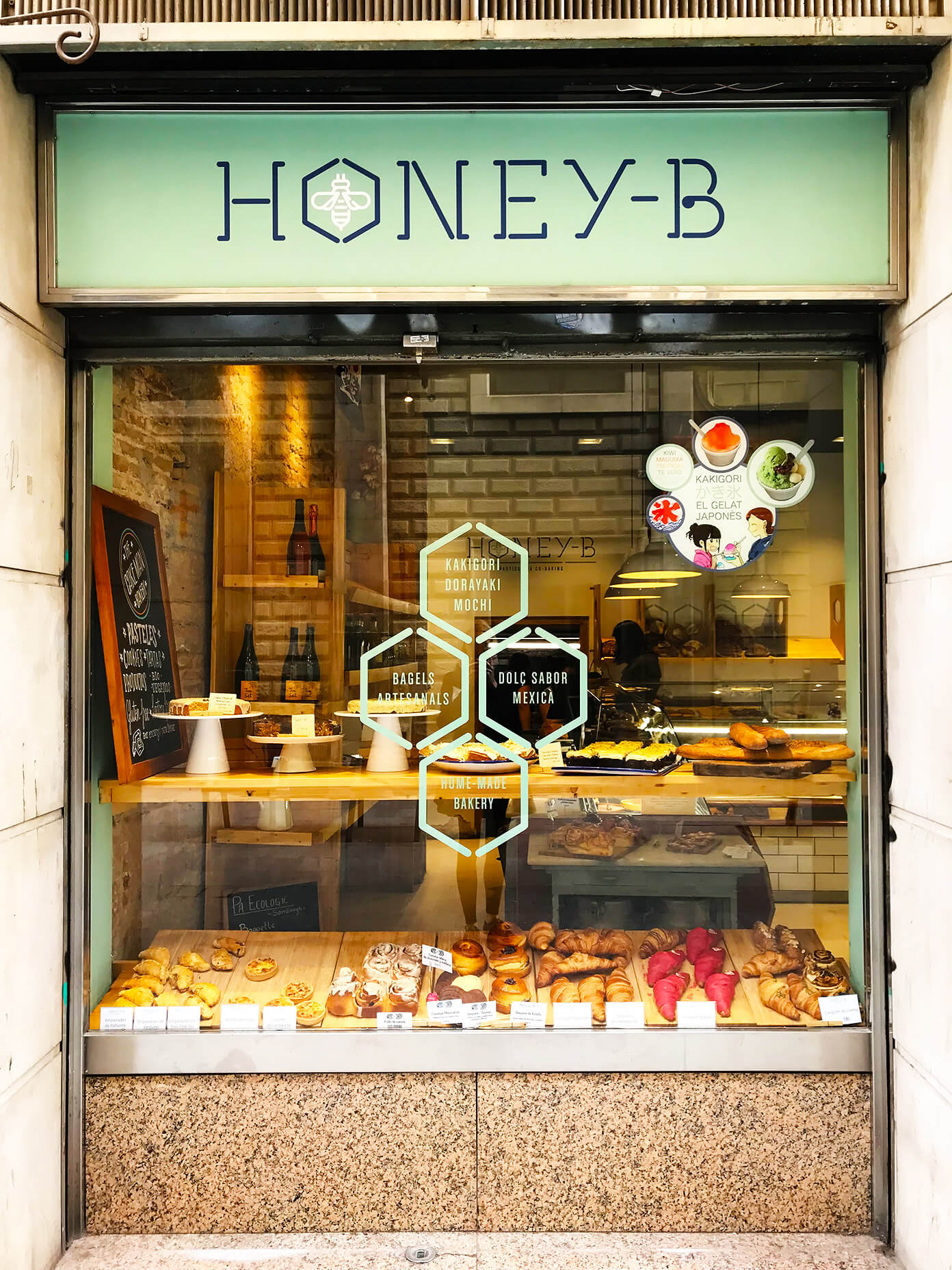 Honey-B-Barcelona | Gimme Some Barcelona Travel Guide
