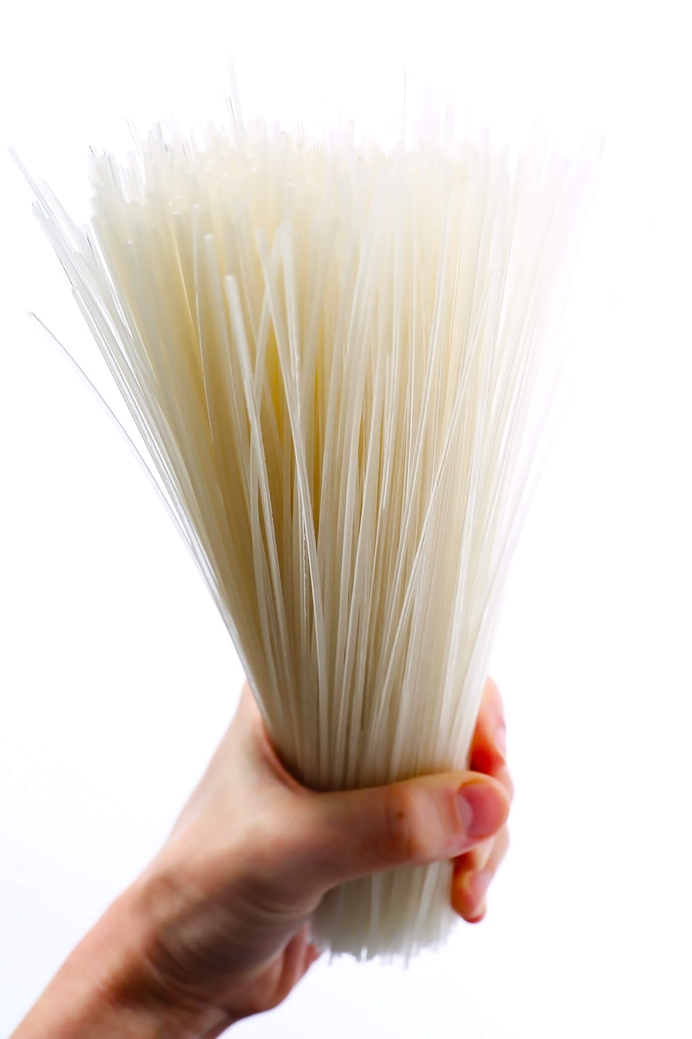 Dangmyeon (sweet potato starch noodles or glass noodles)