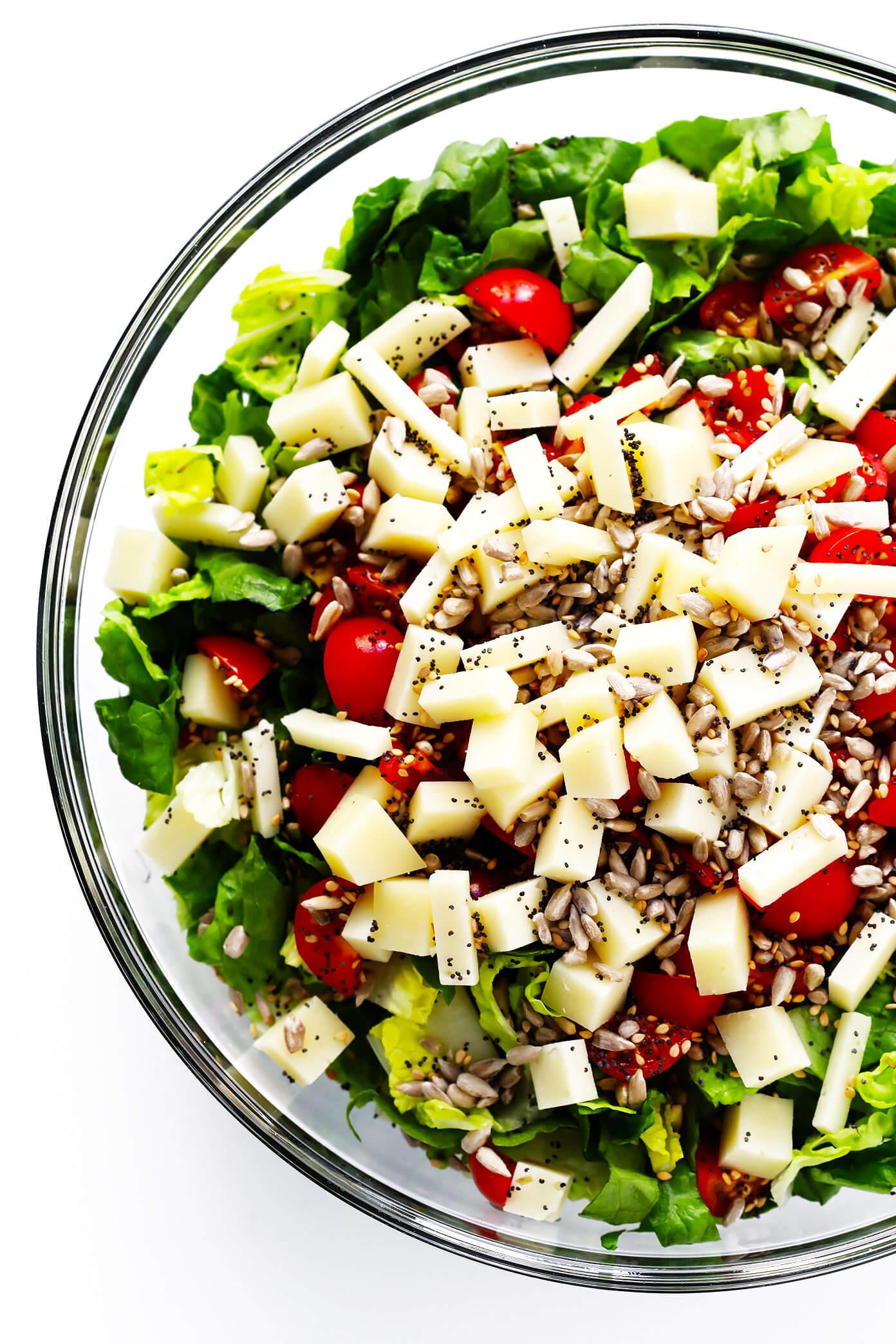 lettuce salad ingredients - HD768×1152