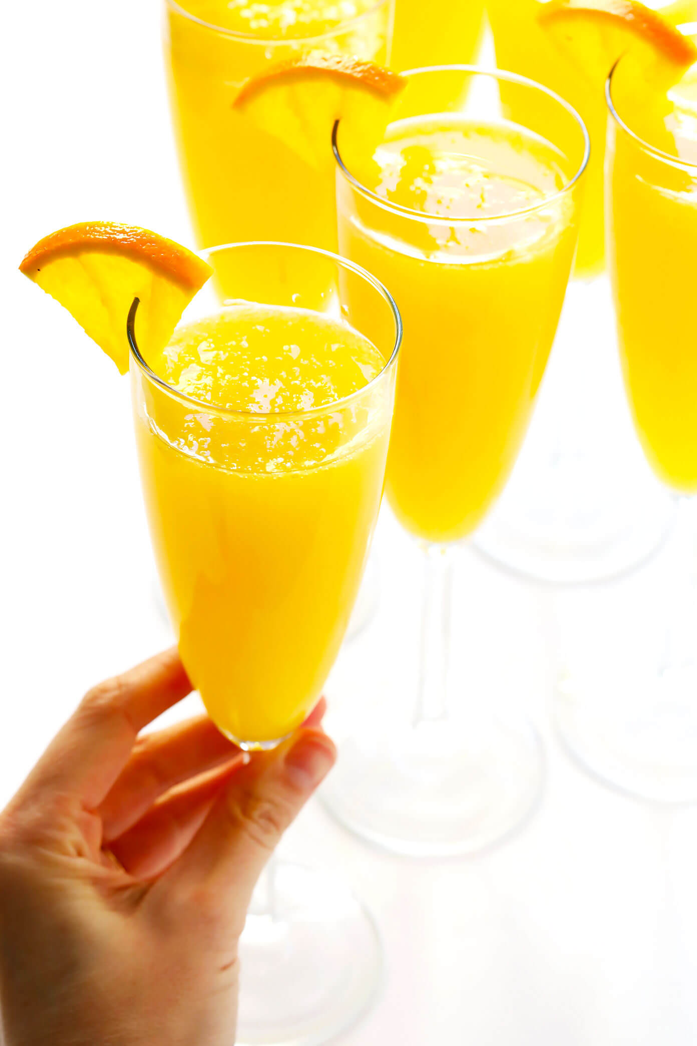 The Best Mimosa Recipe