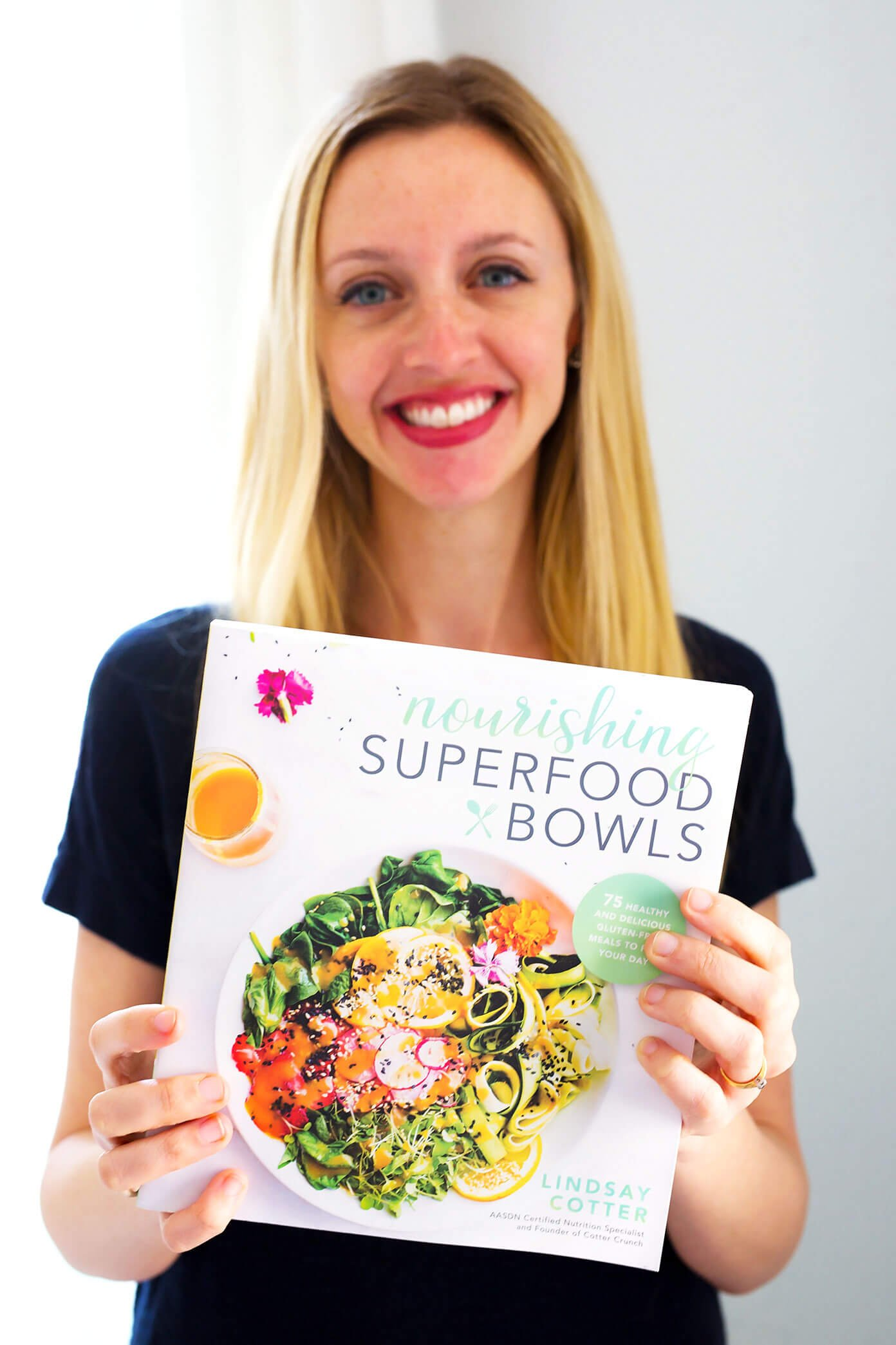 Nourishing Superfood Bowls by Lindsay Cotter