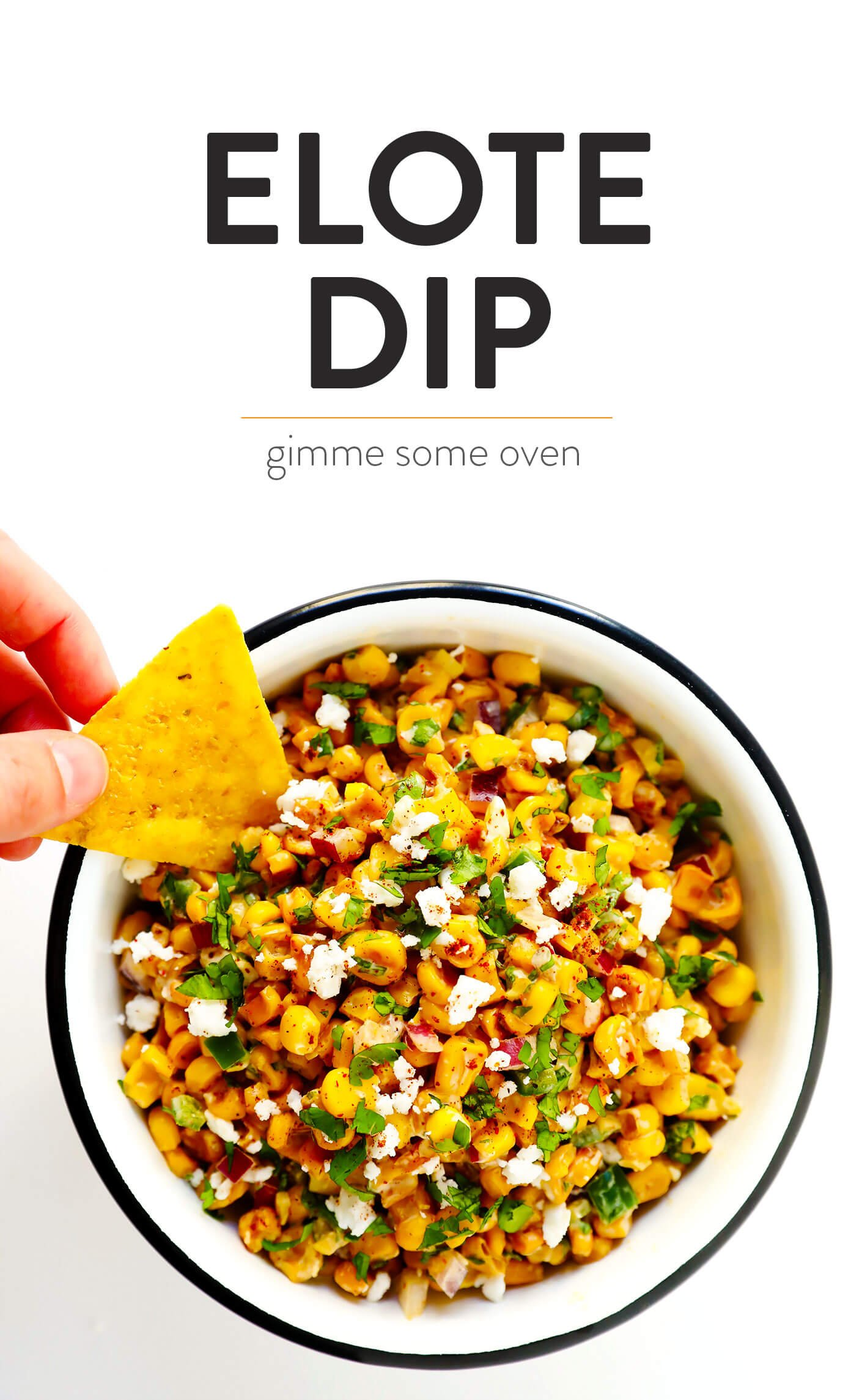 The BEST Mexican Elote Dip Recipe