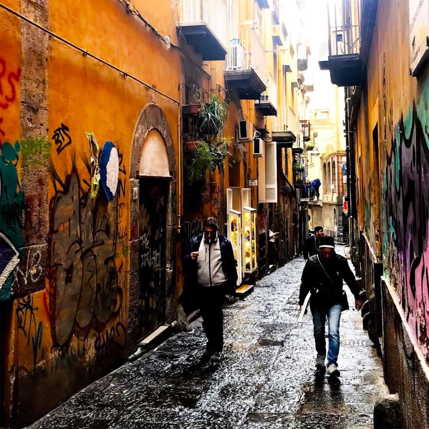 Day Trip To Naples