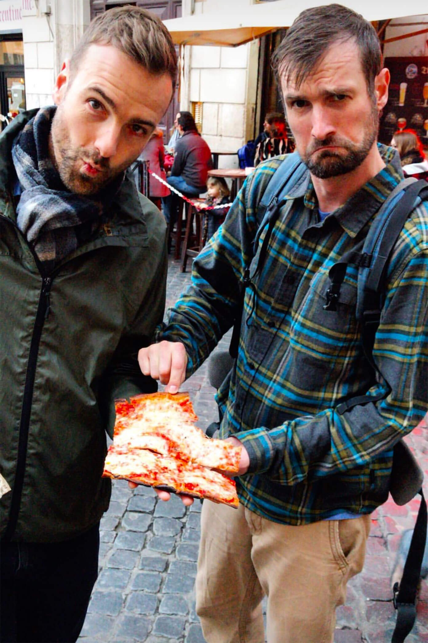 Eating Italy Taste of Testaccio Food Tour in Rome
