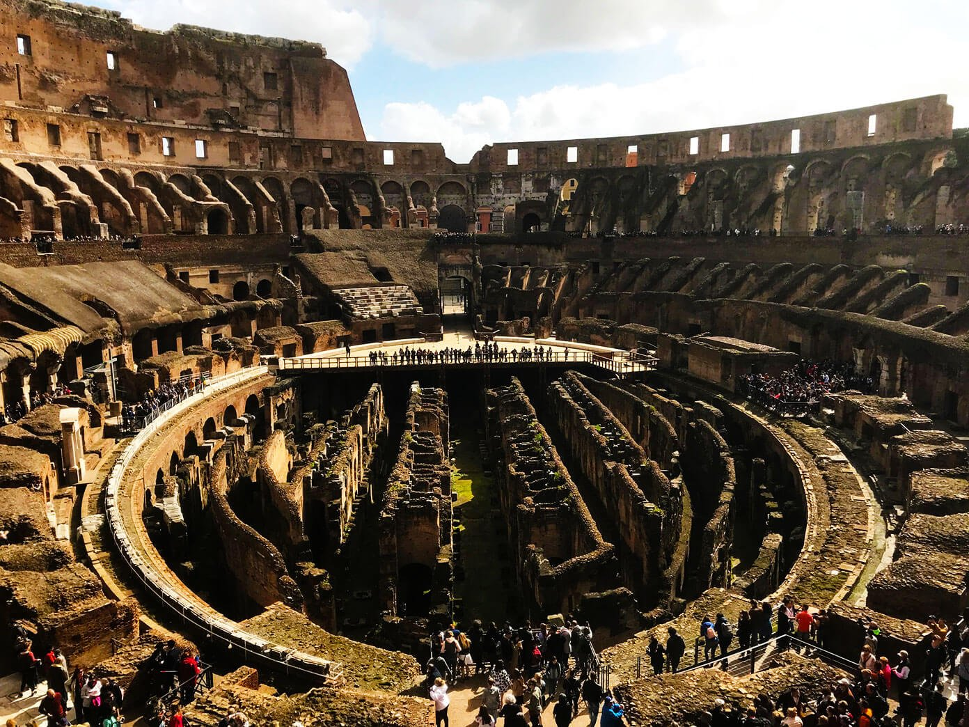 Colusseum Tour in Rome