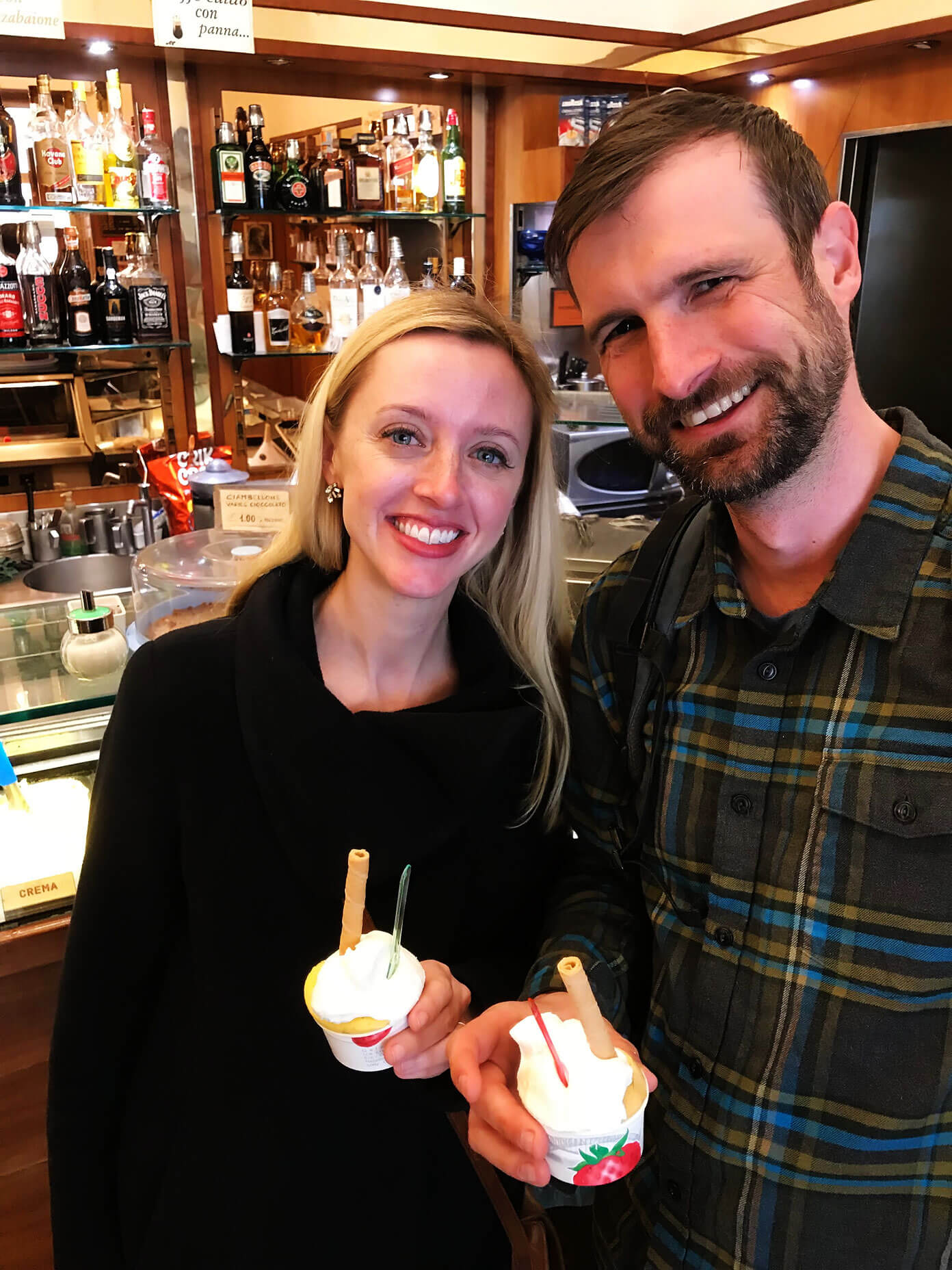 Eating Italy Food Tour Gelato in Rome