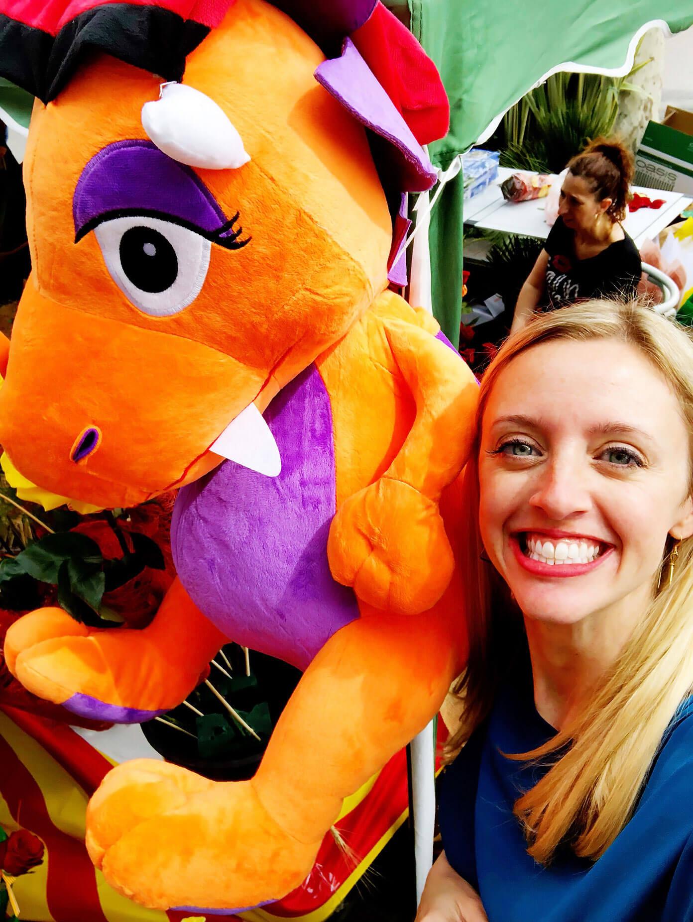 Sant Jordi Dragons Barcelona